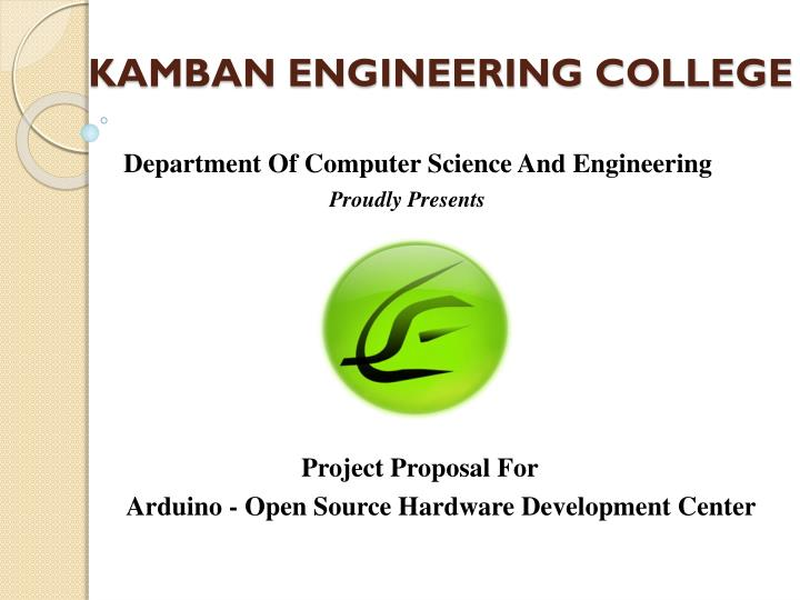 kamban engineering college n.