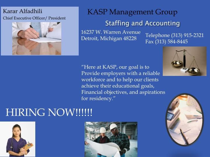 staffing and accounting n.
