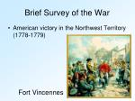 brief survey of the war4
