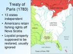 treaty of paris 17831