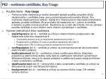pki roz renie certifik tu key usage
