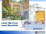 level 3m first level nanofab