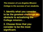 2 choose three that you consider to be the most significant