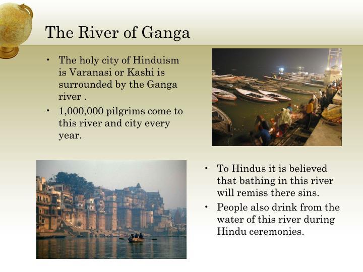 The river of ganga