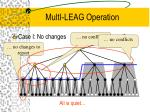 multi leag operation1