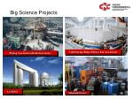 big science projects