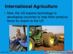 international agriculture1