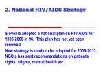 2 national hiv aids strategy