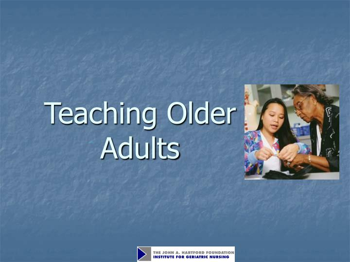 Teaching older adults, brazilian erotica