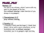 praise pray1