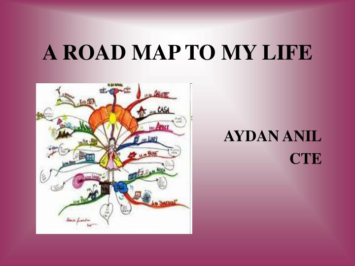 a road map to my life n.