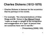 charles dickens 1812 1870