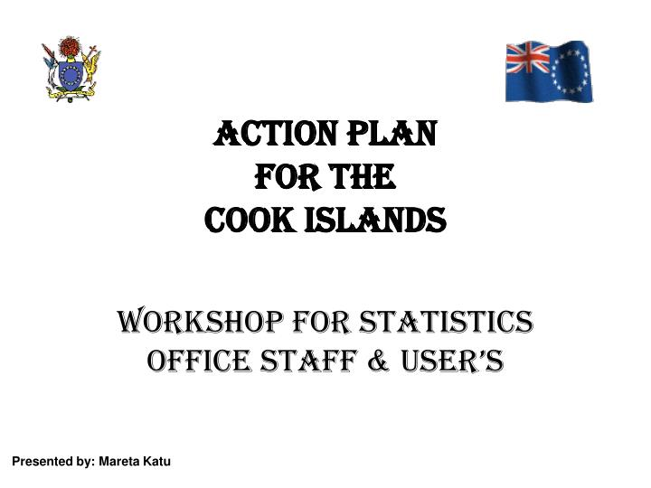 action plan for the cook islands n.