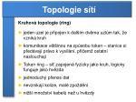 topologie s t6