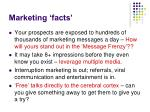 marketing facts4