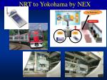 nrt to yokohama by nex