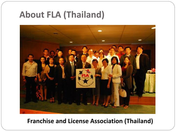 about fla thailand n.