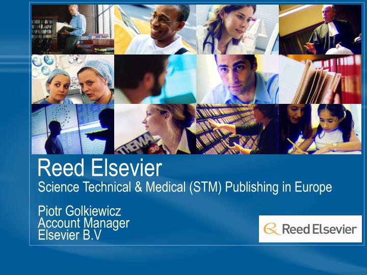 reed elsevier n.