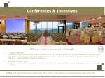 conferences incentives