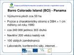 barro colorado island bci panama