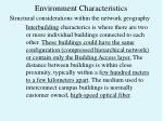 environment characteristics3