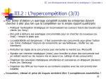 iii 2 l hypercomp tition 3 3