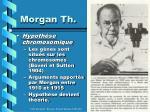 morgan th