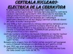 centrala nuclearo electrica de la cernavoda