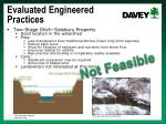 evaluated engineered practices4
