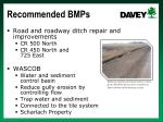 recommended bmps1