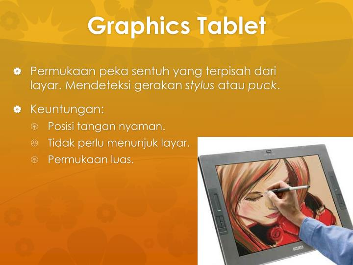 Graphics Tablet