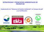 estrategias y principios ambientales de promotur2