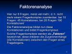 faktorenanalyse8