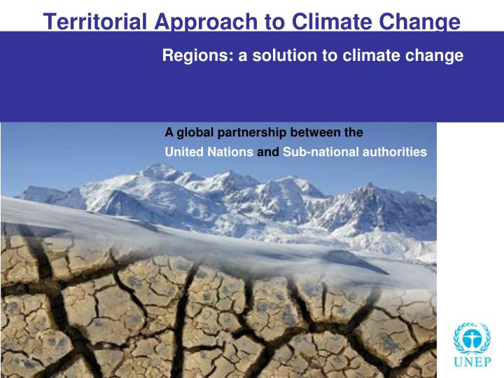 territorial approach to climate change n.