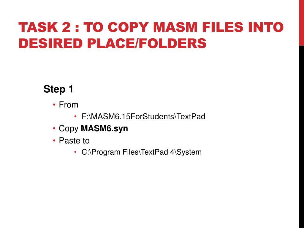 Masm Compiler Online