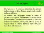 l eurogruppo