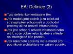 ea definice 3