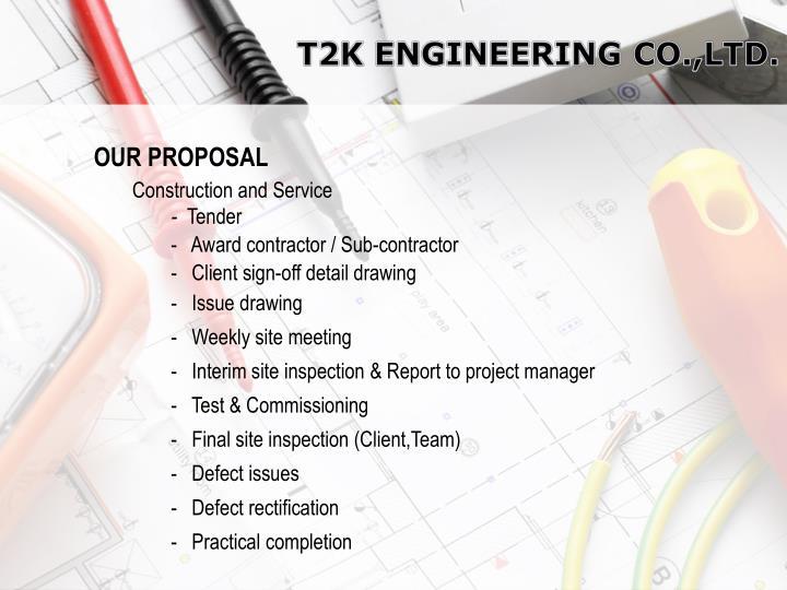 T2K ENGINEERING CO.,LTD.