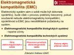 elektromagnetick kompatibilita emc