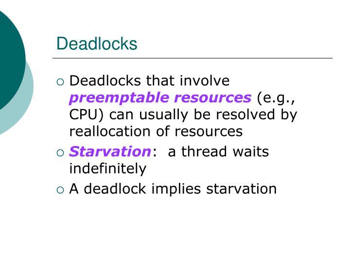 Deadlocks2