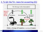 3 to q2 bu td basis for accounting ii