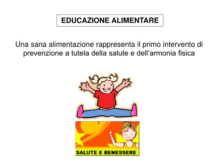 Ppt Educazione Alimentare Powerpoint Presentation Free Download Id 3904119