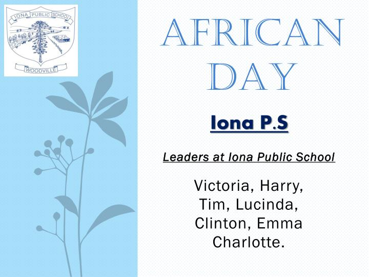 african day n.