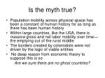 is the myth true