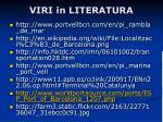 viri in literatura1