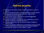typick projekty