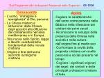 dai programmi alle indicazioni nazionali nelle superiori gli osa4