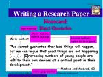 writing a research paper11