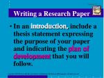 writing a research paper14