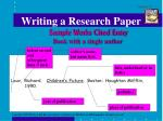 writing a research paper18